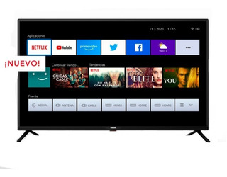 Televisor Smart Tv 43 Rca Xf43sm Netflix Youtube Full Hd