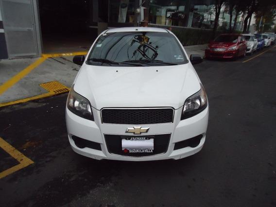 Chevrolet Aveo 1.6 Ls 5vel Aa M 2013