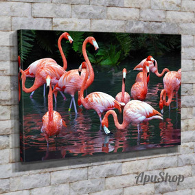 Cuadros Lienzo Canvas Modernos Animales Miles Modelos