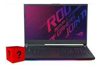 Notebook Xpc Asus Rog Strix Scar Iii G731 Gamer Pro Intel ®