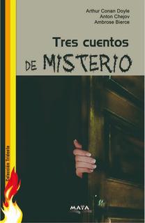 Libro. Tridente De Misterio. Tres Cuentos De Misterio