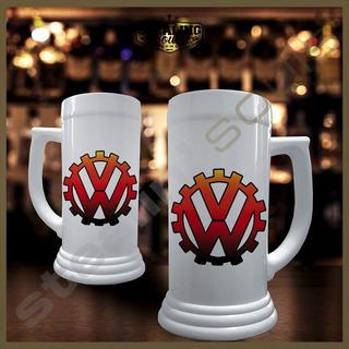 Chopp Plastico Cerveza   Volkswagen #003   Gti Kombi Fusca