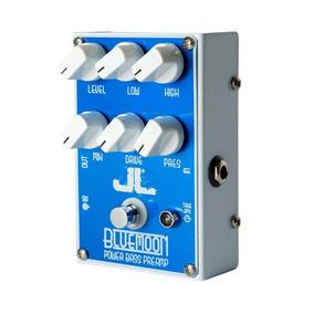 Pedal Jl Bluemoon Bass Preamp Bm1 Na Loja Cheiro De Musica