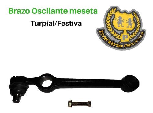 Brazo Oscilante Meseta Muñon Turpial Festiva