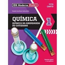 Química Na Abordagem Do Cotidiano - Col Moderna Plus-vol 1