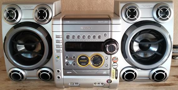 Mini System Gradiente As M550 (não Aiwa, Gradiente, Sony)