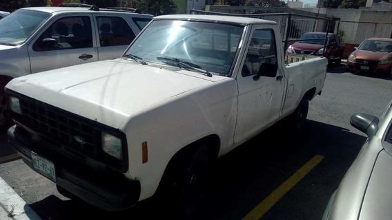 Ford Ranger 1988. Estándar 4 Cilindros