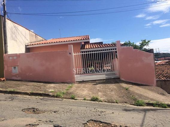 Casa À Venda, 194 M² Por R$ 580.000,00 - Chácara Nova Era - Valinhos/sp - Ca0468