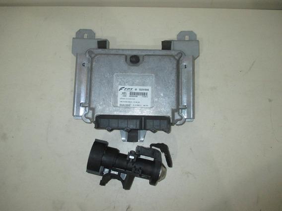 Modulo Central Eletrica Palio Fire 1.8 16v 55241046 Dualogic