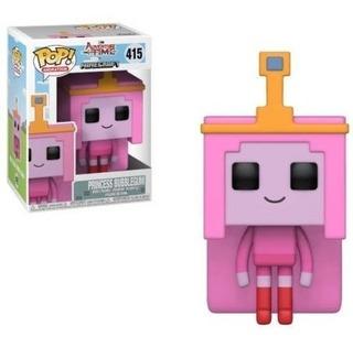 Funko Pop #415 A Time Minecraft Princess Bubblegu.original