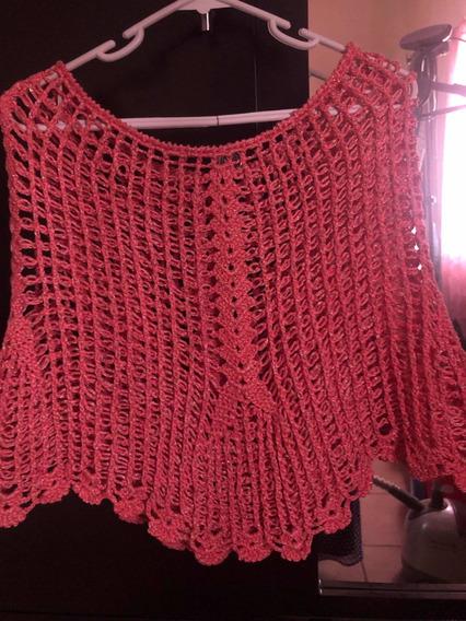 Capita Tejida En Crochet !! Unitalla
