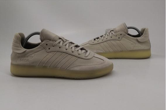 Tenis adidas Originals Samba Rm Cbrown Bd7673 Nasotafi2