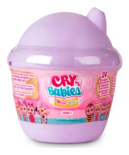 Cry Babies - Mini Con Biberon Casita - Original