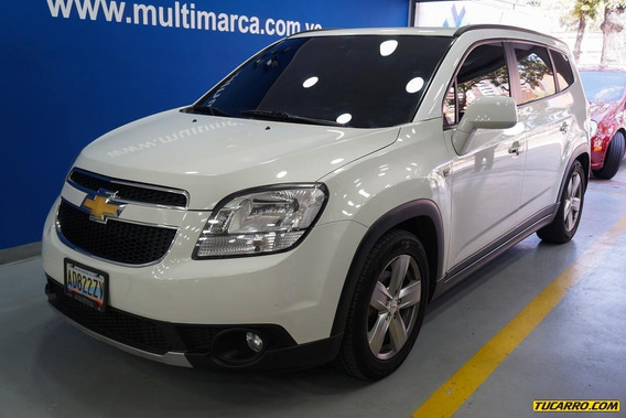 Chevrolet Orlando Multimarca