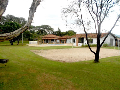Chácara Residencial À Venda, Jardim Botânico, São Pedro. - Ch0017