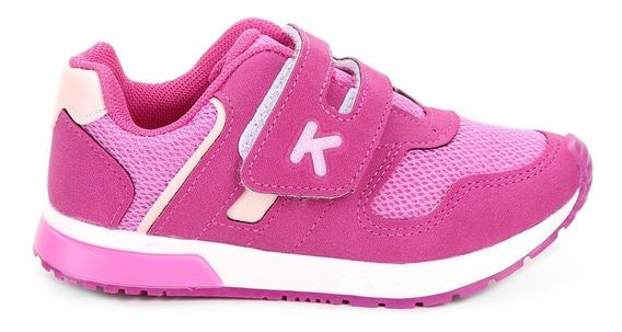 Tênis Infantil Klin Baby Walk 216 - 18486 Original