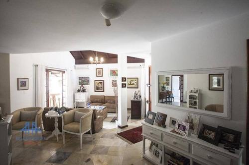 Casa À Venda, 330 M² Por R$ 1.750.000,00 - Parque São Jorge - Florianópolis/sc - Ca0777