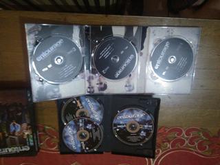 Entourage Temporadas Dos Tres Cinco 2 3 5 Dvd Completas