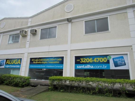 Loja Comercial Para Locação, Campeche, Florianópolis. - Lo0041
