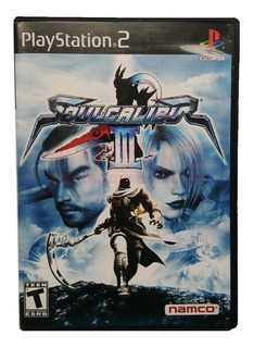 Soul Calibur 3 Con Demo Namco Transmission Ps2