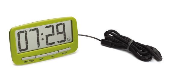Reloj Joseph Joseph Jj Timer Digital De Cocina Portatil