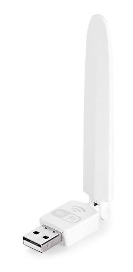 Placa Inalambrica Wifi Usb 150mbps Con Antena
