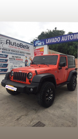 Jeep Rubicon (full) 2015