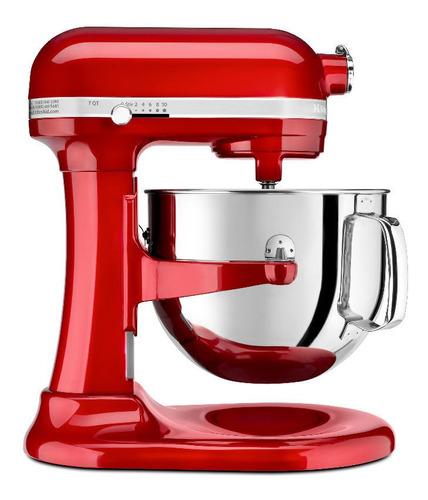 Imagem 1 de 5 de Batedeira Stand Mixer Proline 6,9 L - Candy Apple