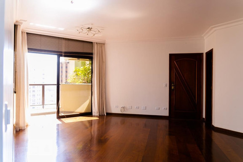 Apartamento À Venda - Vila Mariana, 3 Quartos,  140 - S893119171