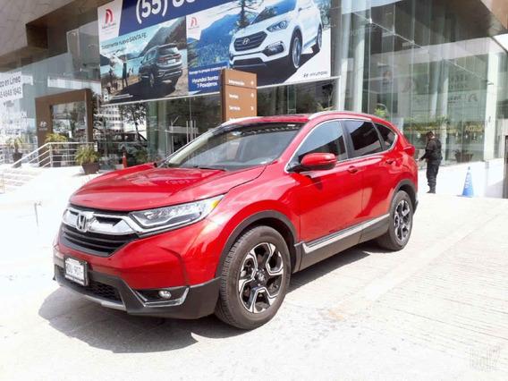 Honda Crv 2018 5p Touring L4/1.5/t Aut