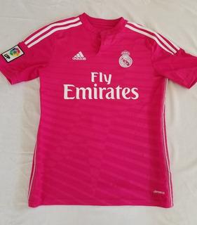 Camiseta 2014/15 Real Madrid Fucsi Joven