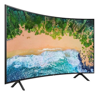 Samsung Smart Tv 55 Curved Uhd 4k Tv 7 Series Nu 7300