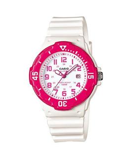 Reloj Casio Mujer Lrw 200h Original Garantía Resistente Agua