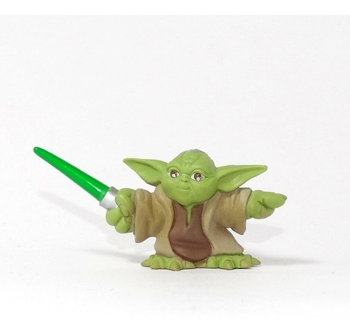 Mestre Yoda Star Wars Galactic Heroes - Super Hero Squad S2