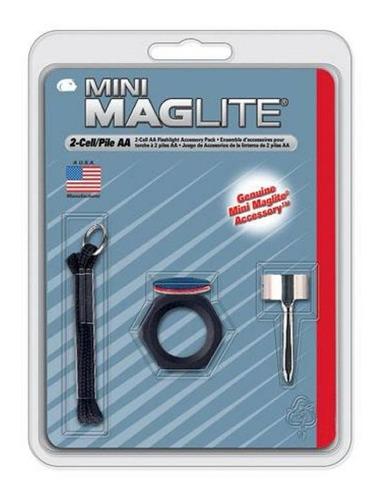 Imagen 1 de 4 de Maglite Pack De Accesorios Para Linterna 2 A A, Utilísimo
