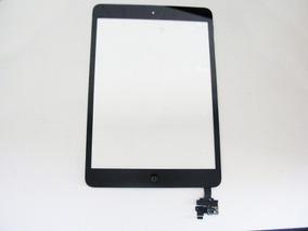 Tela Touch Ipad Mini + Botão Home 100% Preto