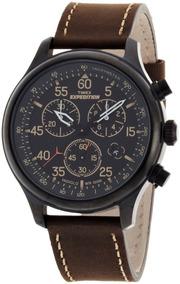 Relógio Timex Masculino Expedition Cronógrafo T49905 Marrom