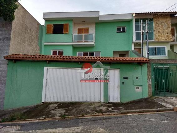 Sobrado Com 4 Dormitórios À Venda, 360 M² Por R$ 1.460.000,00 - Cidade Patriarca - São Paulo/sp - So2531