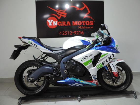 Suzuki Gsx-r 1000 2011 Show