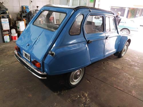 Citroën 1981 Dayane 6