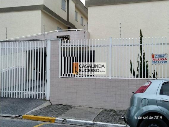 Sobrado Com 3 Dormitórios Para Alugar, 92 M² Por R$ 2.200/mês - Penha De França - São Paulo/sp - So0948
