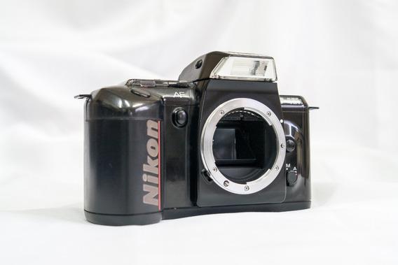 Reflex Nikon F-401s
