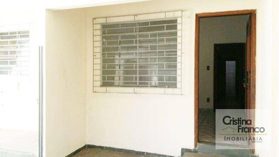 Casa Residencial À Venda, Jardim Do Estádio, Itu - Ca1502. - Ca1502