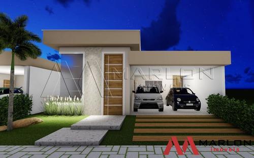 Imagem 1 de 14 de Vc01244 Casa Condominio Ecovile Em Parque Das Nações