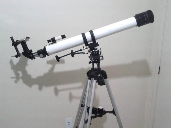 Telescópio Astronômico Constelation F900x70 + Acessórios