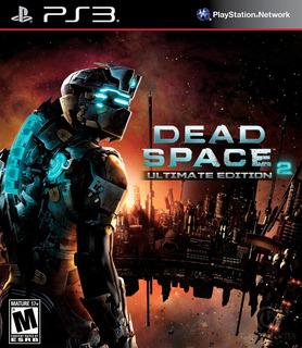 Dead Space 2 Ultimate Edition Ps3 Digital Gcp