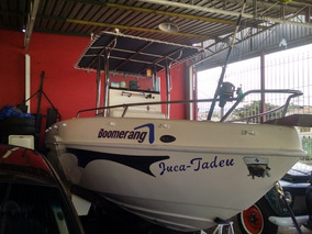 Lancha Fishingui 22 Ano 2011- Motor Mercury 115 Com Carreta