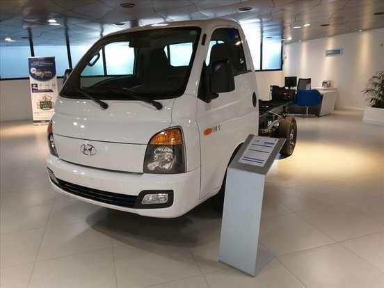 Hyundai Hr 2.5 Longo Sem Caçamba 4x2 16v 130cv Turbo 2020