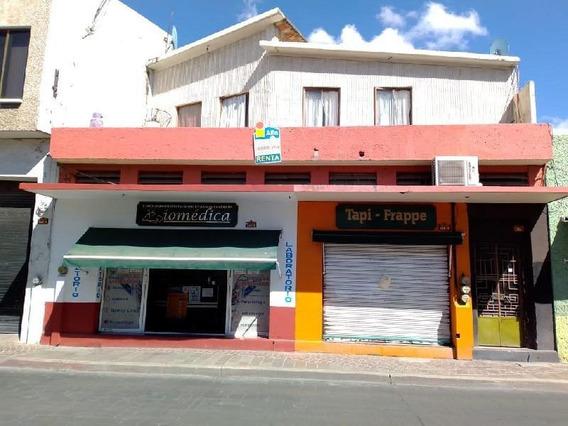 Departamento Amueblado Ubicado En Av. Guerrero Zona Centro