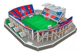 Estadio Nuevo Gasómetro (maqueta De Cancha 3d San Lorenzo)